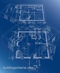 Floor Plan Blueprint Architecture Bed House Floor Plan Small Cool Plans Lovable