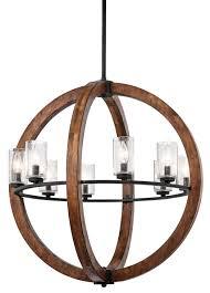 kichler lighting 43190aub grand bank transitional chandelier kch