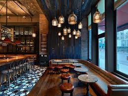 Bar Interior Design 10 New And Noteworthy Nyc Eateries Danny Russo