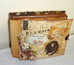 138 best albums images on mini albums altered books