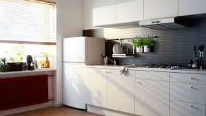 Design For Kitchen Cabinets Fancy Window Shade Mixed With Stunning Red Heater And Adorable