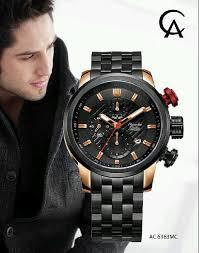 Jam Tangan Alexandre Christie Terbaru Pria jam tangan alexandre christie ac 6163 gold