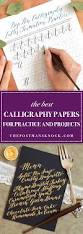 tracing paper for writing practice the best calligraphy papers for practice and projects the the best calligraphy papers for practice and projects