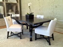 Low Dining Room Tables Low Back Dining Chairs Room Traditional With Bench For The Home