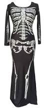 Skeleton Halloween Dress by New 2015 Plus Size Halloween Costumes For Women Scary Costume
