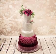 wedding cake daily winter wedding cake by http cakesdecor cakes