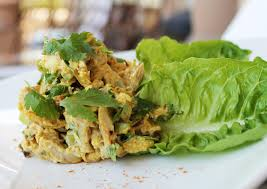 curry chicken salad cook diary