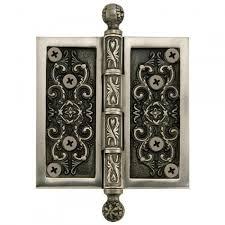 solid brass victorian hinge hardware