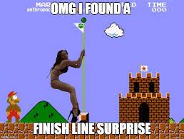 Super Mario Memes - super mario stripper memes imgflip