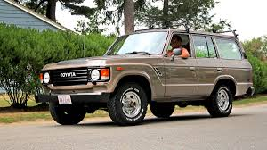 toyota old cars classic fj60 and fj62 toyota land cruisers are attracting more