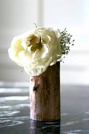 Creative Vases Ideas Add Glamour And Rustic Vibe With Tree Stump Vases Homesthetics