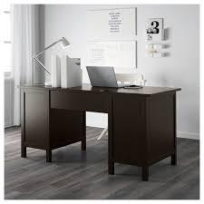 Ikea Art Desk Hemnes Desk Black Brown Ikea