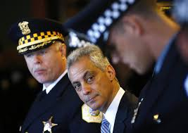 Chicago Police Crime Map by Mayor Rahm Emanuel U0027s Tension With Chicago Cops Complicates Crime