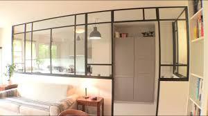 verriere dans une cuisine verriere cuisine verrière d intérieur atelier akr design