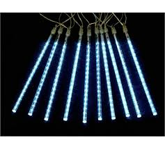 buy collection chasing waterfall led icicle lights at argos co uk