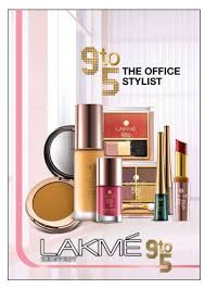 lakmé launches its array of long wear make up that let s you say good bye to no touch ups lakmé 9 to 5 the office stylist