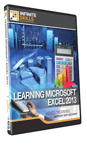 learning microsoft excel 2013 training dvd amazon in software