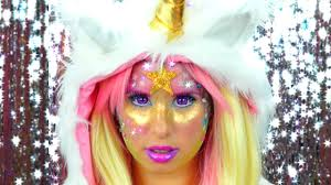Halloween Unicorn Magical Unicorn Makeup Youtube