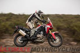 2016 honda crf1000l africa twin review first ride