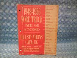 Vintage Ford Truck Body Parts - 56 ford truck parts u0026 accessories bozbuz