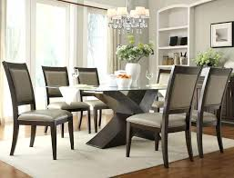 dining set with glass table top u2013 mitventures co