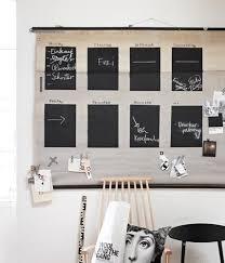 wohnideen selbermachen flur für den flur wochen überblick kalender bild 4 living at home