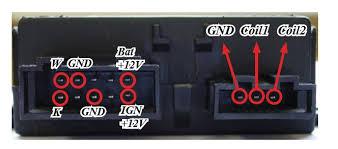 vag can emulator for vw audi connection pinout car diagnostic tool