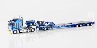 new kenworth models k200 truck with 2x8 dolly 4x8 dragline bucket trailer kenworth