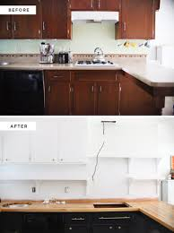 how to make the inside of cabinets look reconfiguring existing cabinets for a fresh look a