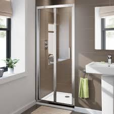 Bifold Shower Door 6mm Elements Easyclean Bifold Shower Door