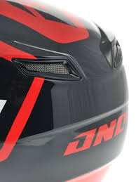 one industries motocross helmet one industries black red honda world motocross gamma mx helmet