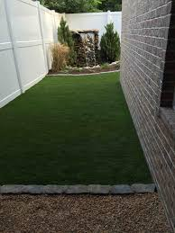 synthetic turf seabreeze landscaping