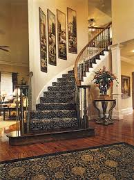 Foyer Artwork Ideas 10 Best Curved Wall Images On Pinterest Stairs Curved Staircase