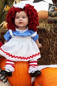 Infant Peacock Halloween Costume Raggedy Ann Baby Costume Halloween Costumes Kids Diy