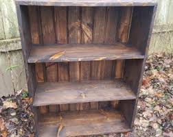 Canoe Bookcase Furniture Handmade Bookcase Etsy
