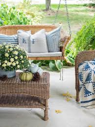 Front Porch Fall Decorating Ideas - fall front porch and fabulous urn planter fox hollow cottage arafen