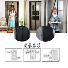 Mosquito Curtains Coupon Code by Hands Free Magic Mesh Screen Net Door With Magnets Anti Mosquito