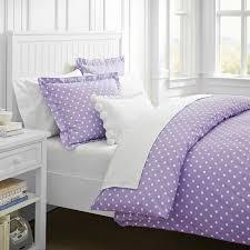 Duvet Cover Purple Purple Polka Dot Duvet Cover Sweetgalas