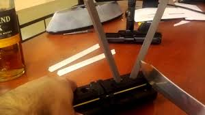 spyderco sharpmaker kitchen knives touching up kitchen knives on the sharp maker