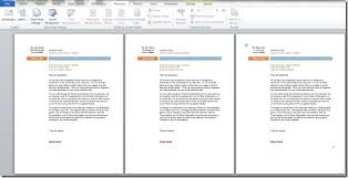 How To Make A Resume On Word 2010 Performing A Mail Merge With Outlook And Blake Gmail U2013 Support