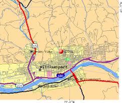 map of williamsport pa 17701 zip code williamsport pennsylvania profile homes