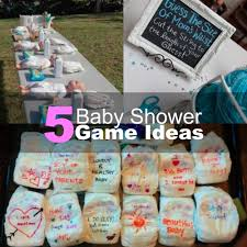 baby shower activity ideas 5 baby shower ideas 2016