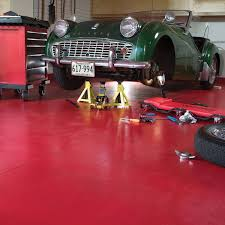 clean garage floors remove oil stains from concrete family