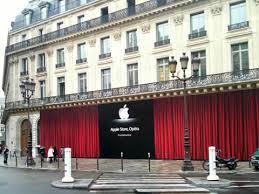 Apple Store Paris Nuevas Apple Store En Shanghai Y Paris