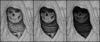 images of how to draw realistic grim reaper how to draw the grim