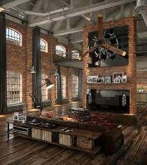 industrial home interior 21 best industrial home design ideas decoration decoratop