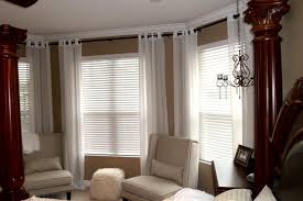 Corner Drapery Hardware Living Room Wonderful Curtains Curtain Rods For Corner Windows