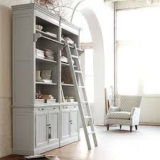 White Bookcase Melbourne Bookcase French Provincial Library Bookcase In Natural Oak With