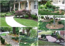 Front Curb Appeal - increase curb appeal with front yard landscaping second nature
