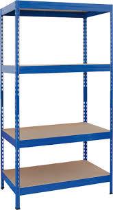 estantes y baldas 4 baldas stabil marca ar shelving